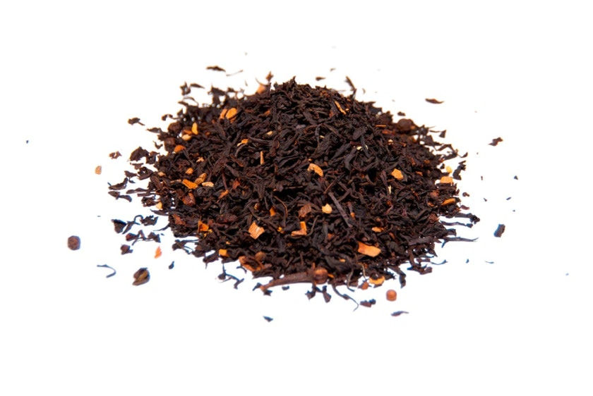 Té Chai Ying-Yang Té negro con jengibre, cardamomo, canela, clavo, pimienta