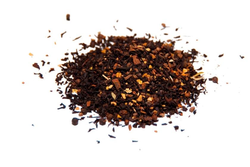 Té Yogui Té negro con cardamomo, canela, clavos, pimienta y jengibre