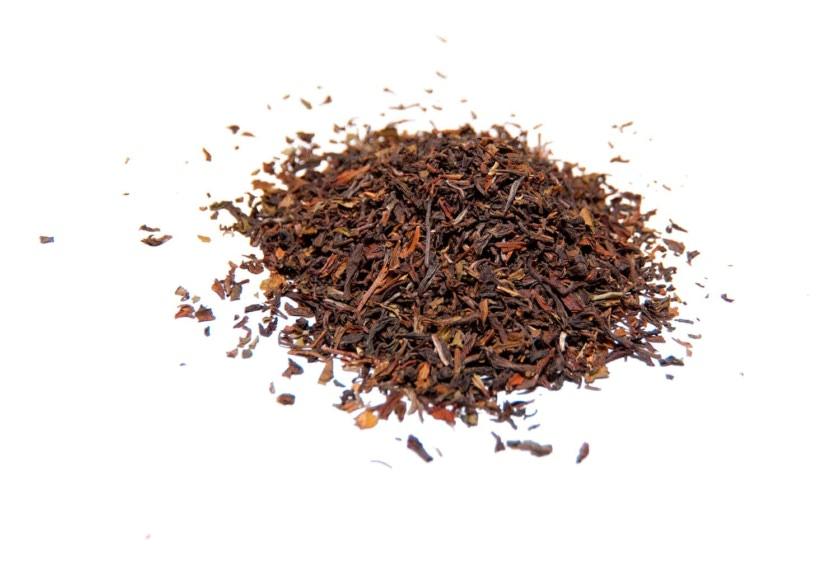 Té Darjeeling FTGFOP1. Té negro de segunda cosecha, afrutado y efervescente.