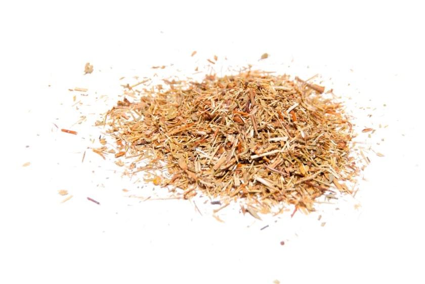 Té de roca o té de Aragón. No procede de la misma planta que el té negro o el verde. El nombre científico, es jasonia glutinosa, proceden de la planta denominada Camellia Sinensis