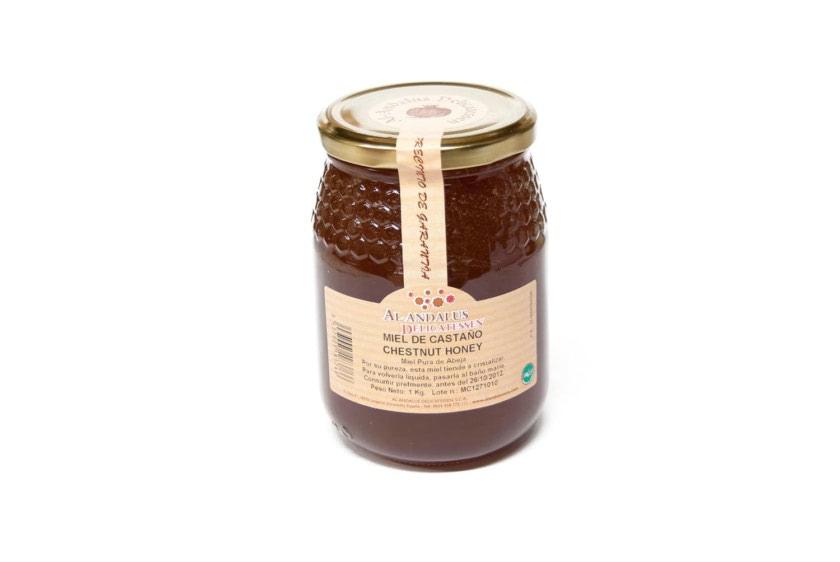 Miel de castaño