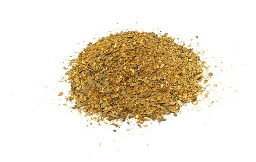Chimichurri Mezcla de especias para preparar Chimichurri. Dejar macerar el preparado con la misma cantidad de aceite y de vinagre. Para carnes y barbacoa en general