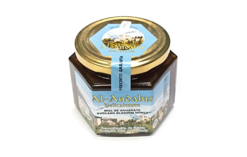Miel de Aguacate (1/2 Kg)