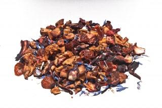 Frutas Fresa Nata Infusión de frutas formada por: manzana, fresas, escaramujo, hibisco