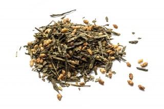 """Té Gen Mai Cha """"Biológico"""" con base de Té verde Sencha con arroz tostado. Cultivo biológico"""