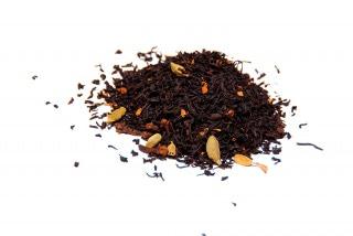Té Pakistaní desteinado Té negro desteinado con cardamomo, clavo, trozos de canela