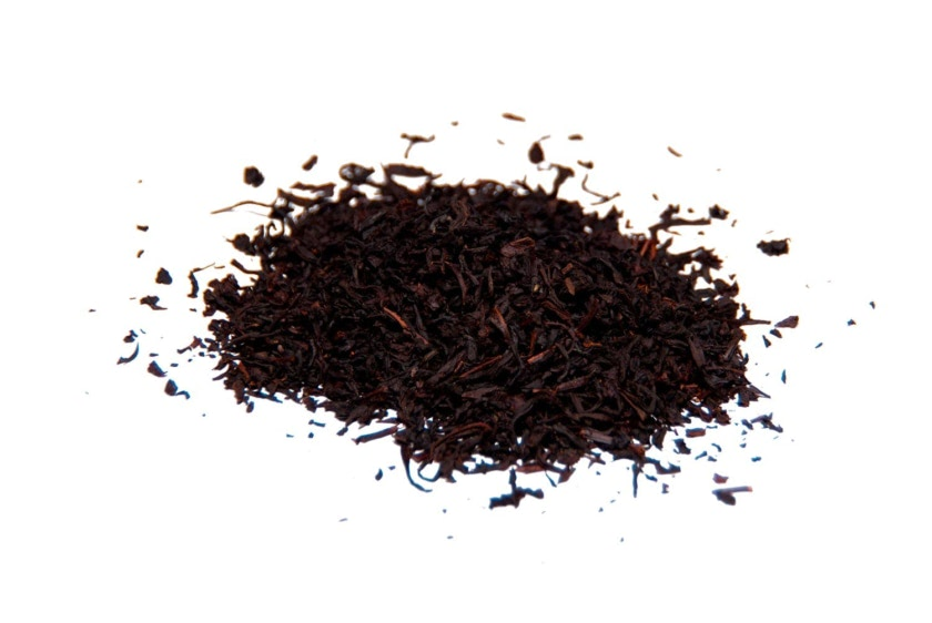 Té Earl Grey desteinado Té negro desteinado con aroma de bergamota