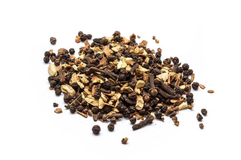 Ayurveda. Mezcla de especias originaria de la India que ayuda a conseguir una salud óptima y un equilibrio vital