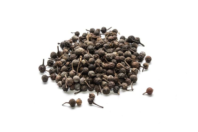 Pimienta cubeb también llamada pimienta de Java