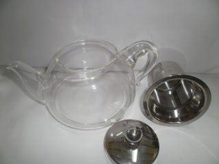 Tetera de cristal Stove 0.5 l