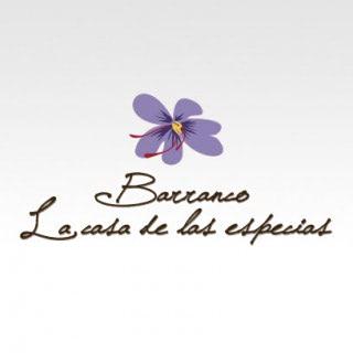 Logotipo para aplicaciones Especias Barranco. La Tienda de las Especias, el Té y los Condimentos