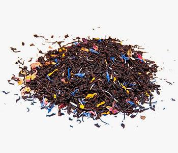 Sección de productos de té