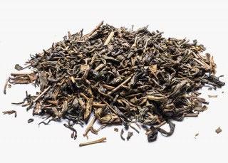 "Té amarillo ""HUANG DA CHA"". También se conoce como té dorado. Especiasbarranco.com"
