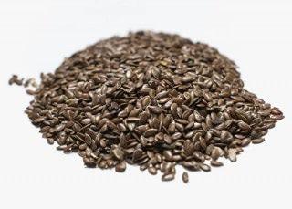 Semillas de lino marrón venta online en la web de Especias Barranco.