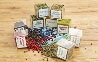 Pack de Especias combinables con azulejo Granadino de regalo